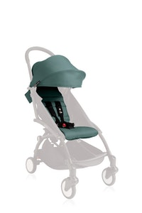 YOYO/YOYO+ 6+ Seat Pad and Canopy Only - Aqua