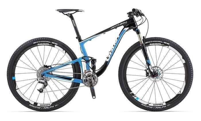 Giant full Suspension 29er