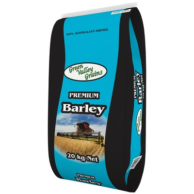 Green Valley Barley Cracked Animal Feed Supplement 20kg