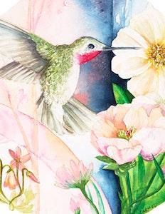 Splendour Fine Art Print
