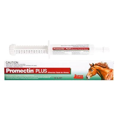 Jurox Promectin Plus Horse Allwormer Paste 32.4g