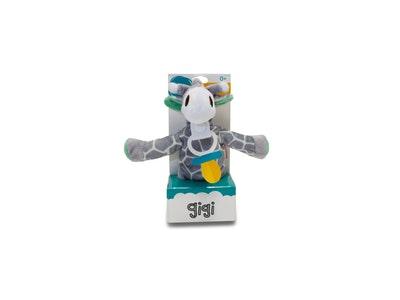 bibipals Mint/Grey Giraffe PLUSH - GIGI