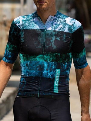 Login Cycle Club NOAH - Login Men's Cycling Jersey