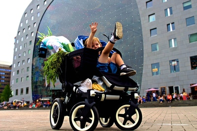 Bugaboo | 20 Years of Pram Excellence