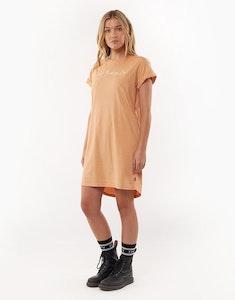 SILENT THEORY SETTLED TEE DRESS