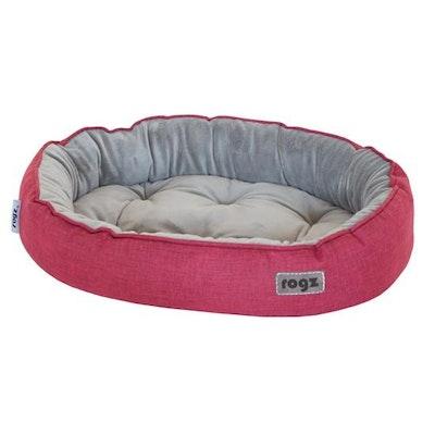 Rogz Cuddle Oval Pod Red Small