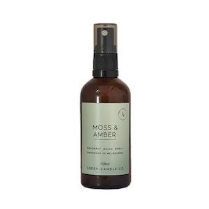 Moss & Amber Room Spray