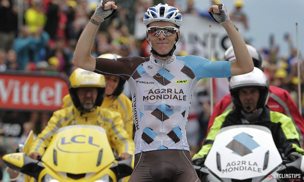 A Day of Pure Emotion for Bardet and France