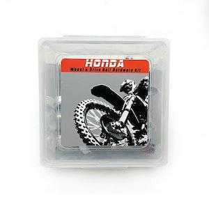 45PC Honda Wheel & Drive Bolt Hardware Kit