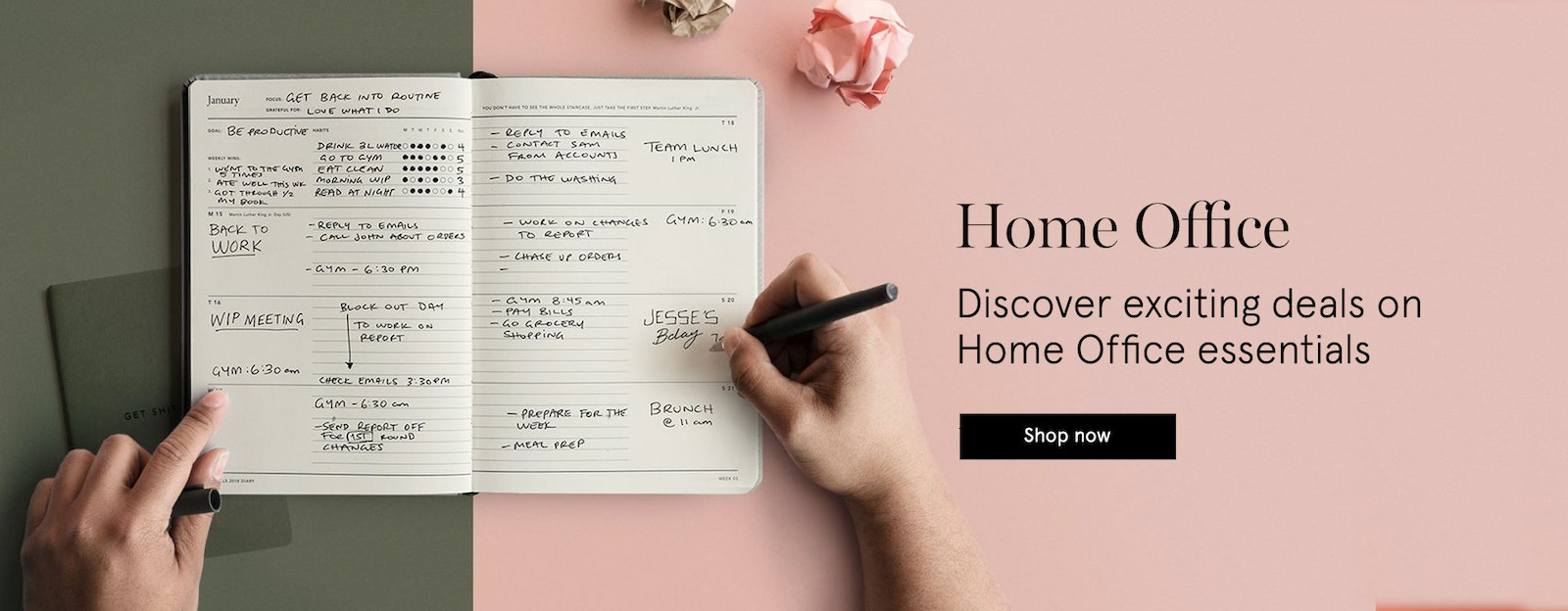 Exciting Home Office deals on The Myer Market