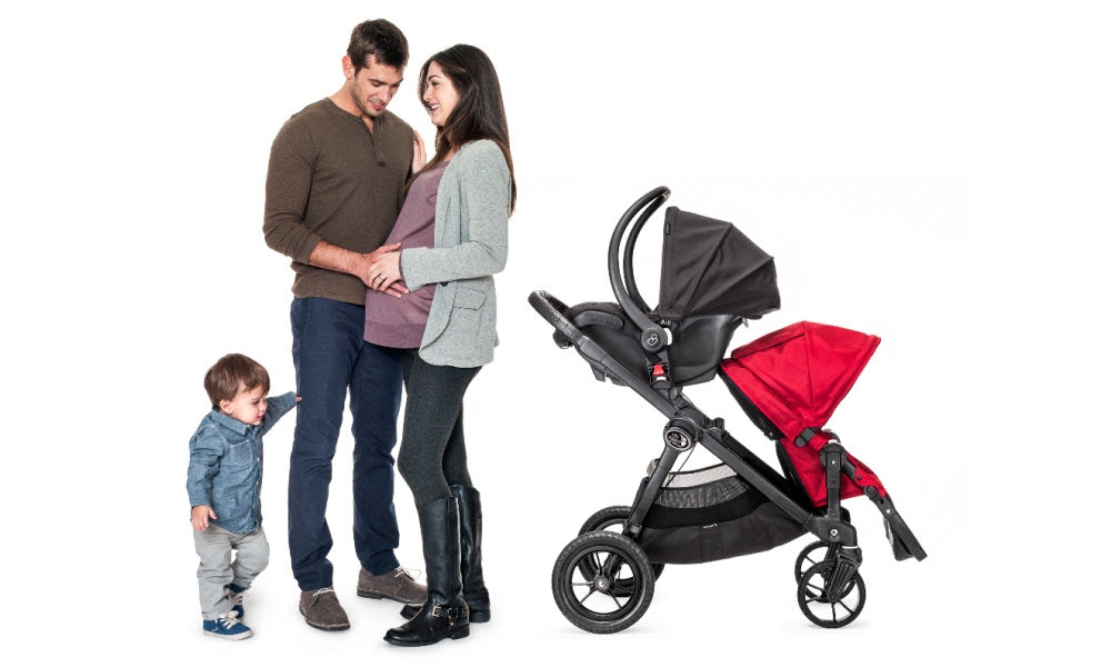 Baby Jogger City Select Pram Review