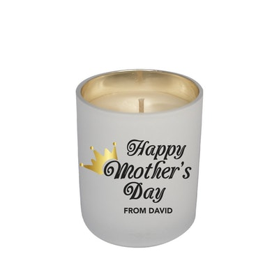 Symbolic Studio Mother's Day White - Hand Poured Soy Candle