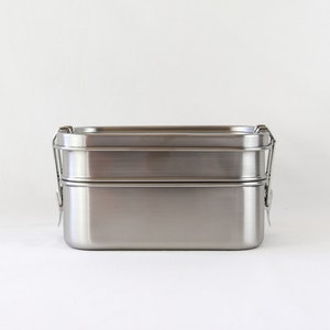 Ekoroo Lunch Box Double Decker