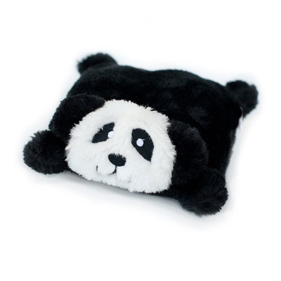 Zippy Paws ZippyPaws Squeakie Pad No Stuffing Plush Dog Toy - Available in  Panda