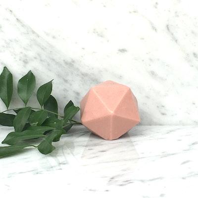 Arkara Architectural PRISM Pink Clay - 'Octo' Soap