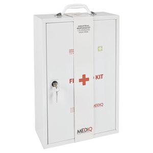 Mediq Essential Industrial Response Kit - Metal Cabinet (High Risk)