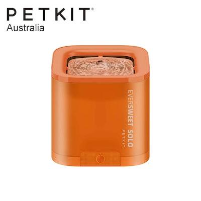 PETKIT Solo Water Fountain   Orange