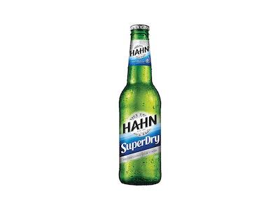 Hahn Super Dry Bottle 330mL