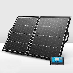 12V 200W Folding Solar Mat Blanket Solar Panel Kit
