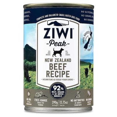 ZiwiPeak Daily Dog Cuisine Beef Wet Dog Food 390G
