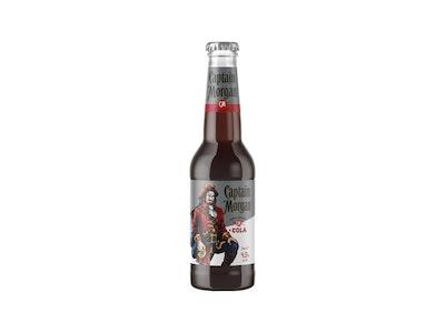 Captain Morgan Original Spiced Gold & Cola Bottle 330mL