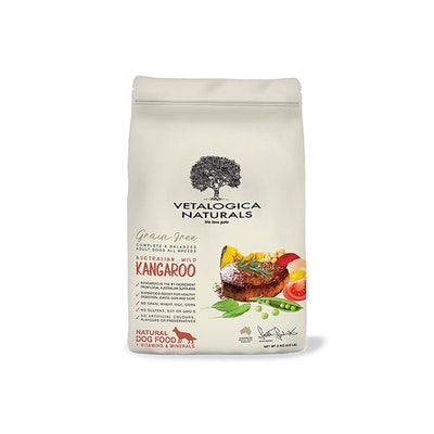 Vetalogica Naturals Grain Free Kangaroo Adult Dogs 3KG