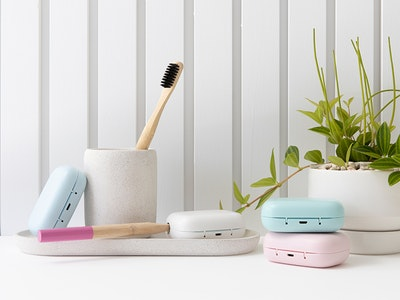 Toothbrushes Online SteriTBox White