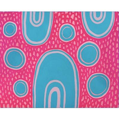Yarli Creative Nuwa - Print