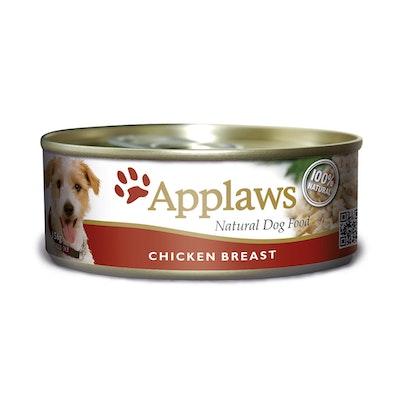 Applaws Wet Dog Food Chicken Breast Tin 16 x 156g