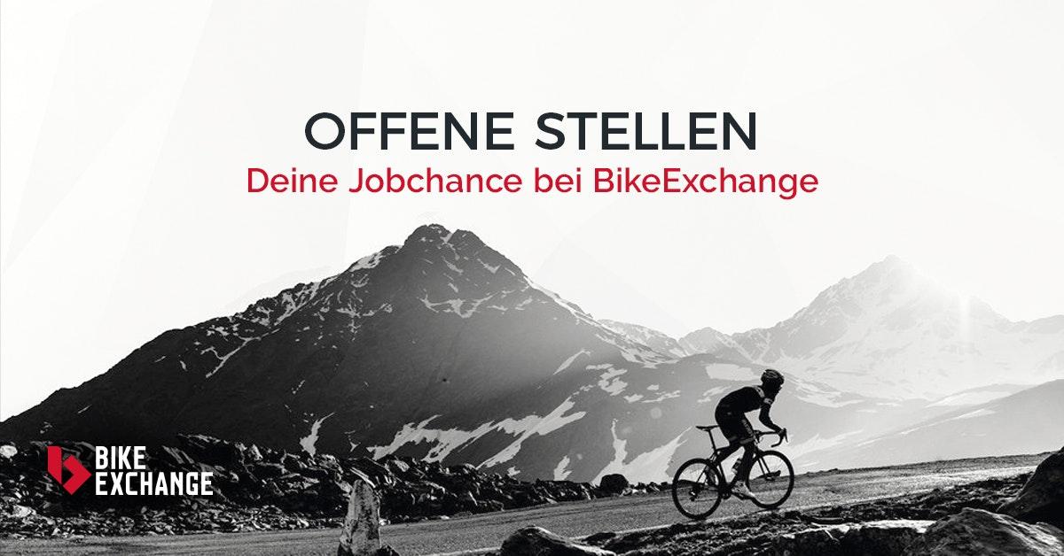 Stellenangebote auf BikeExchange