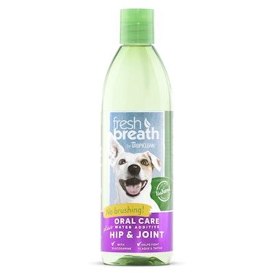 Tropiclean  Fresh Breath Water Add Plus Hip & Joint