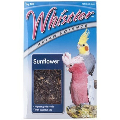 Lovitts Whistler Avian Science Sunflower Bird Food Mix 2kg