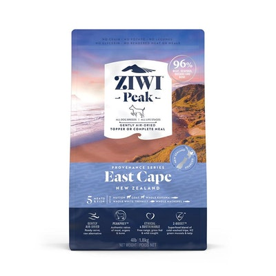 ZiwiPeak ZIWI Peak Provenance Air Dried Dog Food East Cape 1.8KG