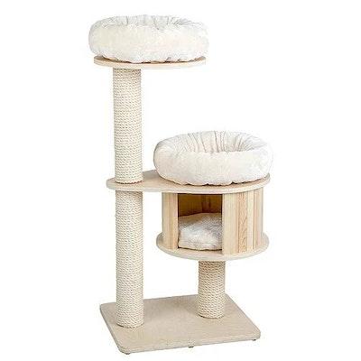 Honeypot CAT® Solid Wood Cat Tree 1.20m