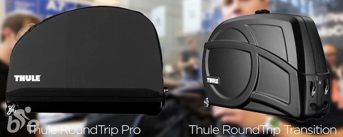 Thule roundtrio pro transition case bag