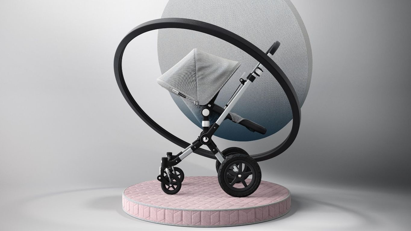 Introducing Bugaboo Cameleon³ Elements Stroller