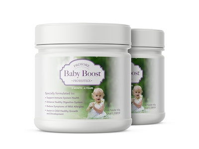Primore Twin Pack Baby Boost