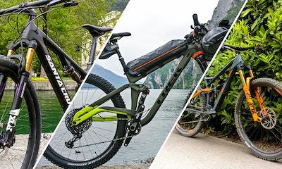 Top 5 Mountainbike-Neuheiten 2019 auf dem Bike Festival Riva