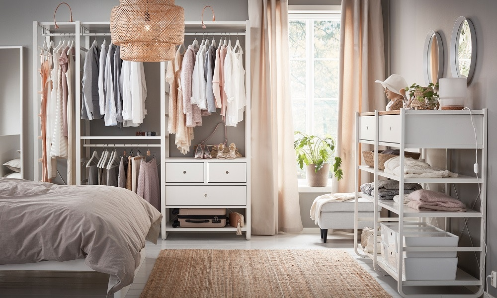 Wardrobe Organiser Ideas Organising Your