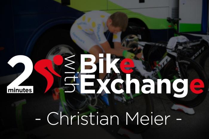 Christian Meier im Interview