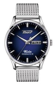 Tissot Heritage Visodate Powermatic 80 - Blue