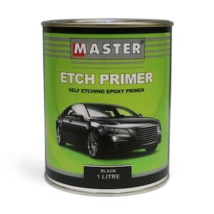 Master Etch Primer Superbond - Black 1Lt