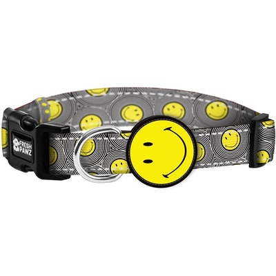 Fresh Pawz USA Smiley x Fresh Pawz - Happy Collection | Collar