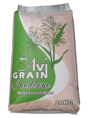 Avigrain Produce White French Millet