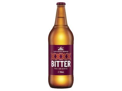 XXXX Bitter 750mL