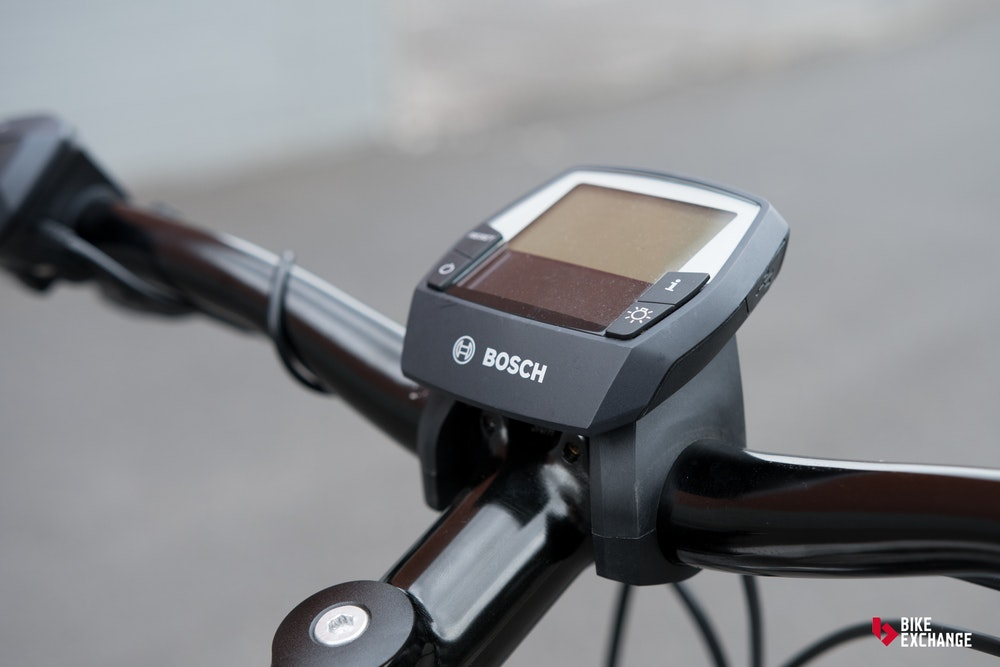 Bosch eBike Systems BikeExchange head unit