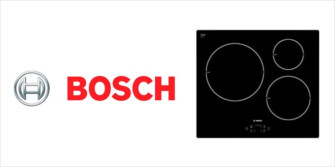 Bosch 60cm 3 Zone Induction Cooktop