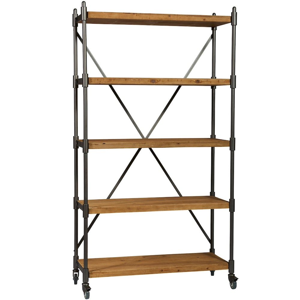 Sh hudson bookcase bookshelves for sale in yagoona for Outdoor furniture yagoona