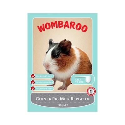 Wombaroo Guinea Pig Milk 190g