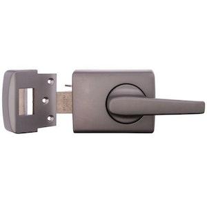 Lockwood Single Lever Cylinder Deadlatch 0021L1SC